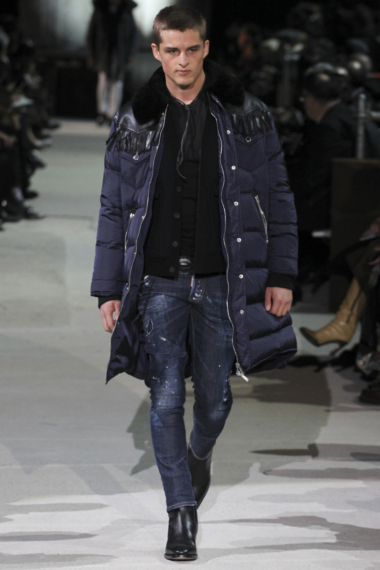 Dsquared? Menswear осень-зима 2015/2016 #15