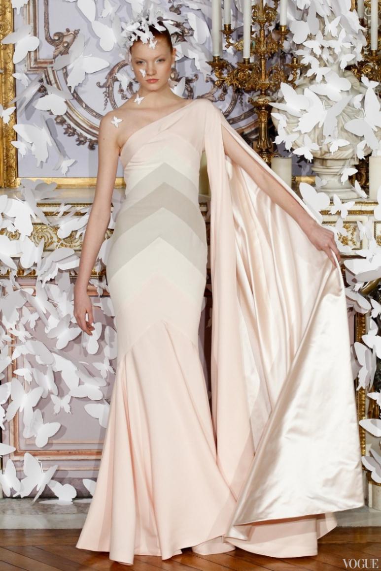 Alexis Mabille Couture весна-лето 2014 #14