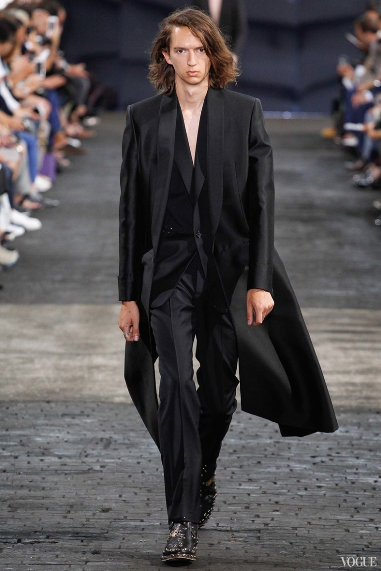 Maison Martin Margiela Menswear весна-лето 2016 #30