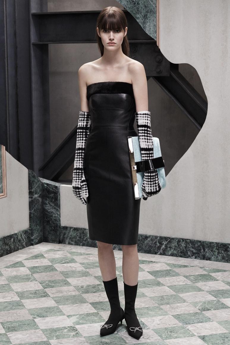 Balenciaga Pre-Fall 2015 #25