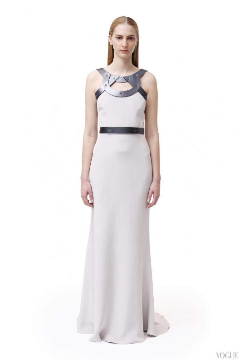 Monique Lhuillier Couture весна-лето 2013 #29