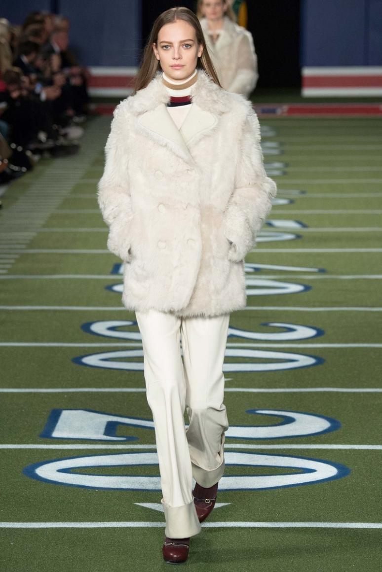 Tommy Hilfiger осень-зима 2015/2016 #22