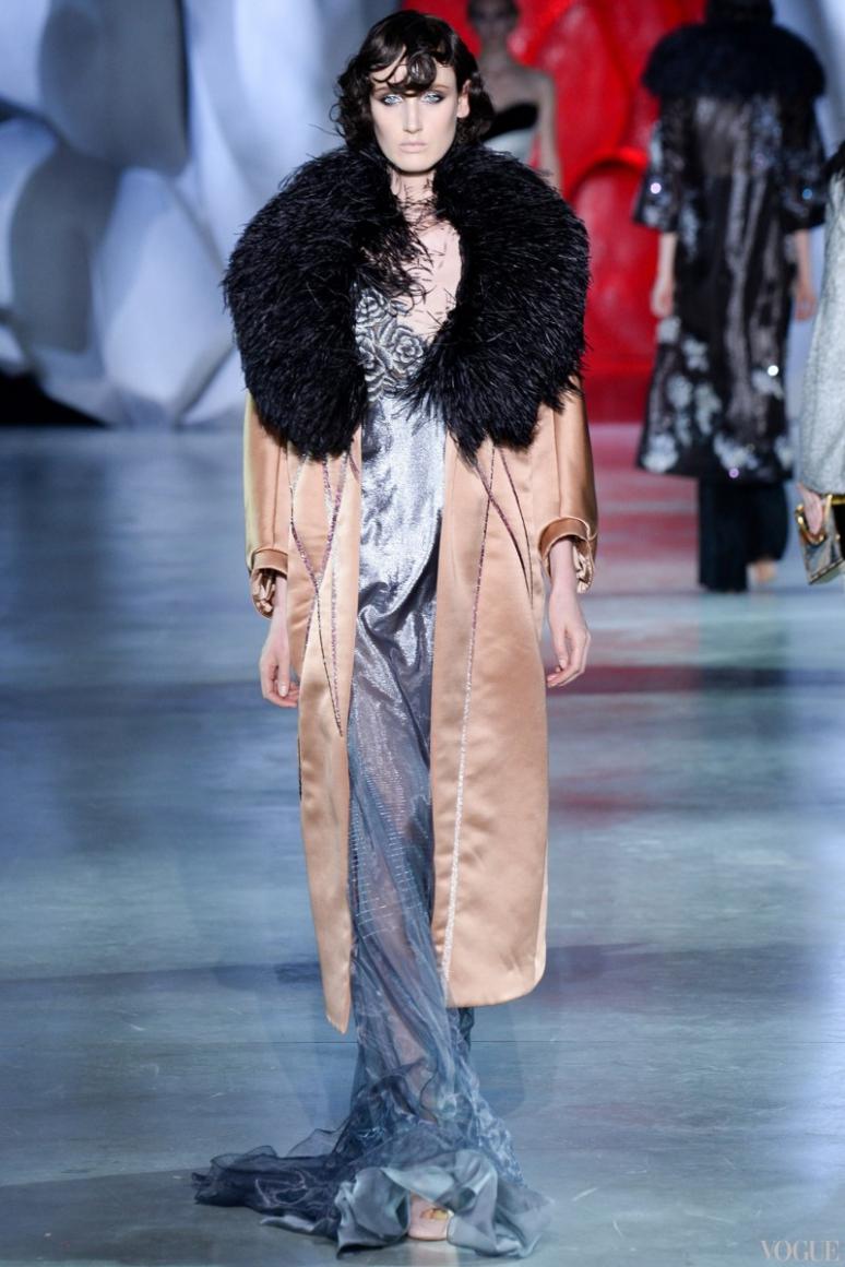 Ulyana Sergeenko Couture осень-зима 2014/2015 #18