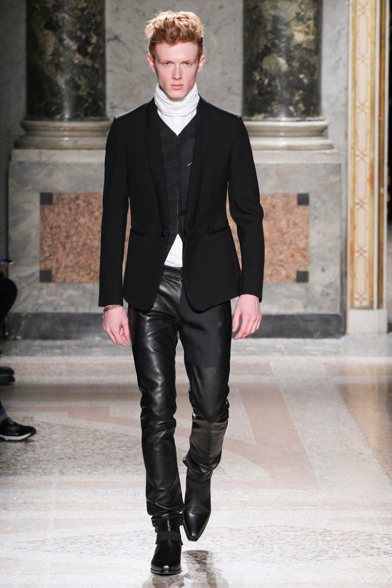 Roberto Cavalli Menswear осень-зима 2015/2016 #12