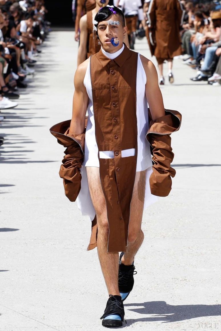 Hood by Air Menswear весна-лето 2016 #8