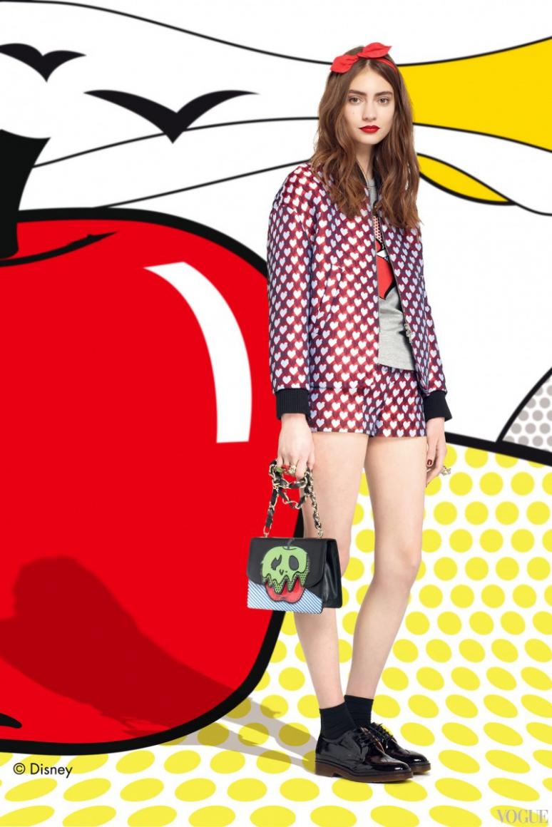 Red Valentino осень-зима 2014/2015 #3