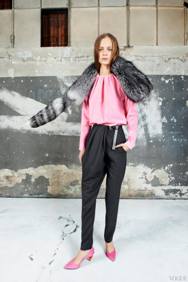 Vionnet Couture весна-лето 2013 #30