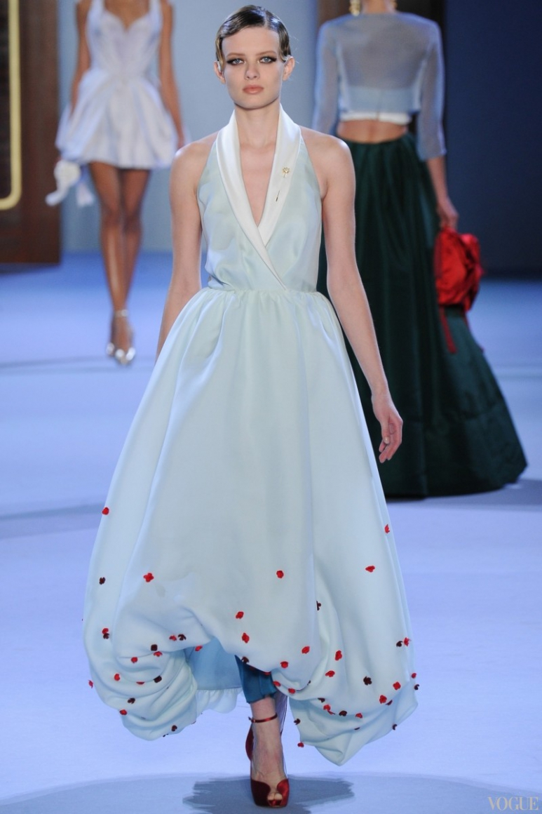 Ulyana Sergeenko Couture весна-лето 2014 #35