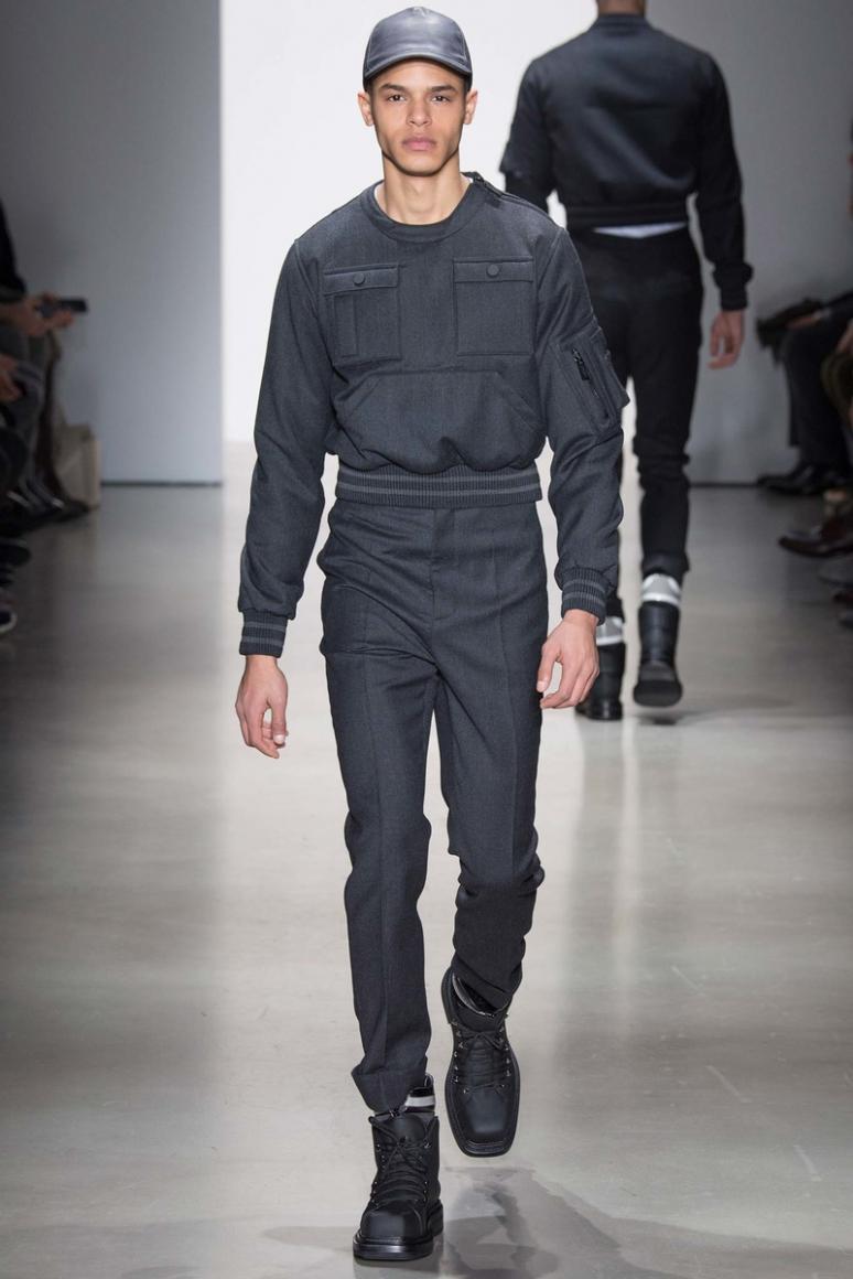 Calvin Klein Menswear осень-зима 2015/2016 #8