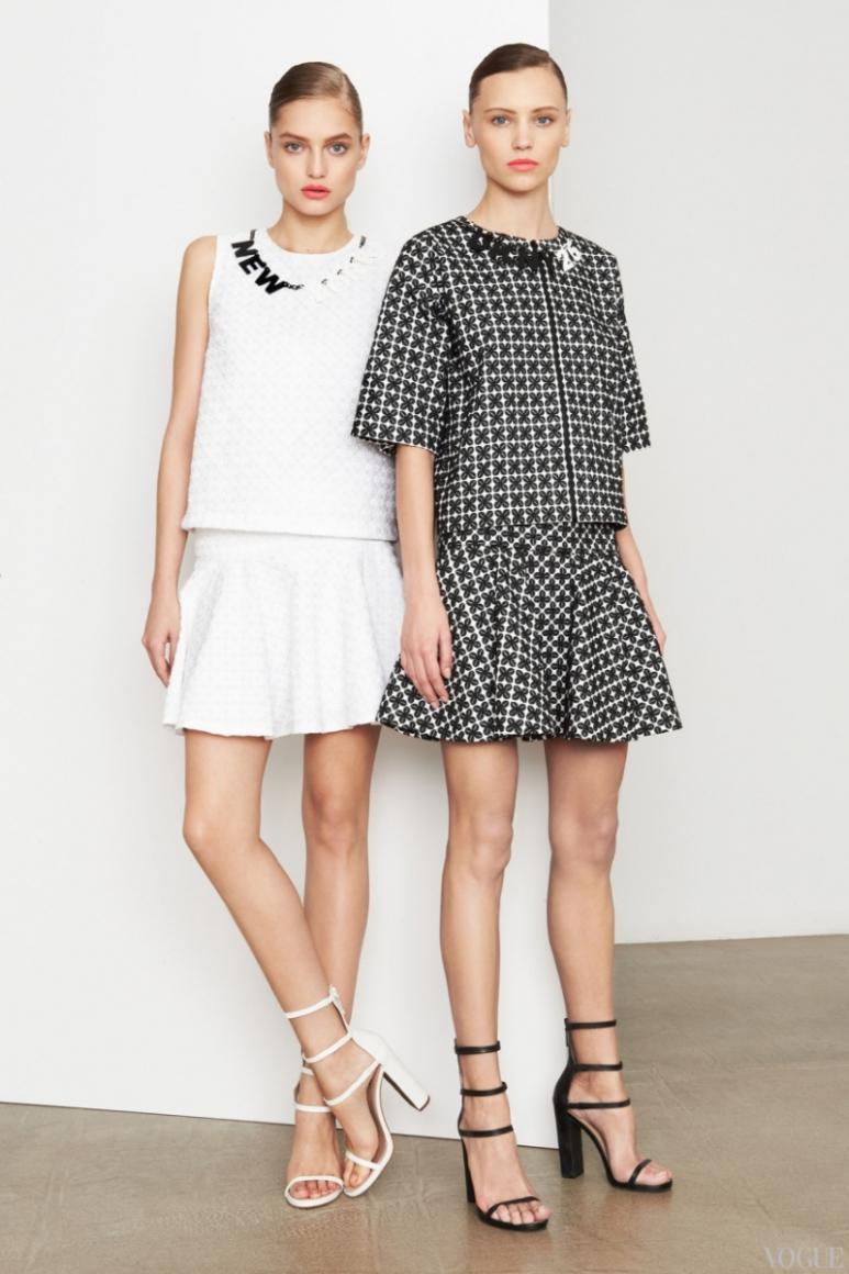 DKNY Couture весна-лето 2013 #16