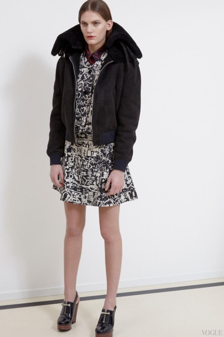 Carven Couture весна-лето 2013 #8