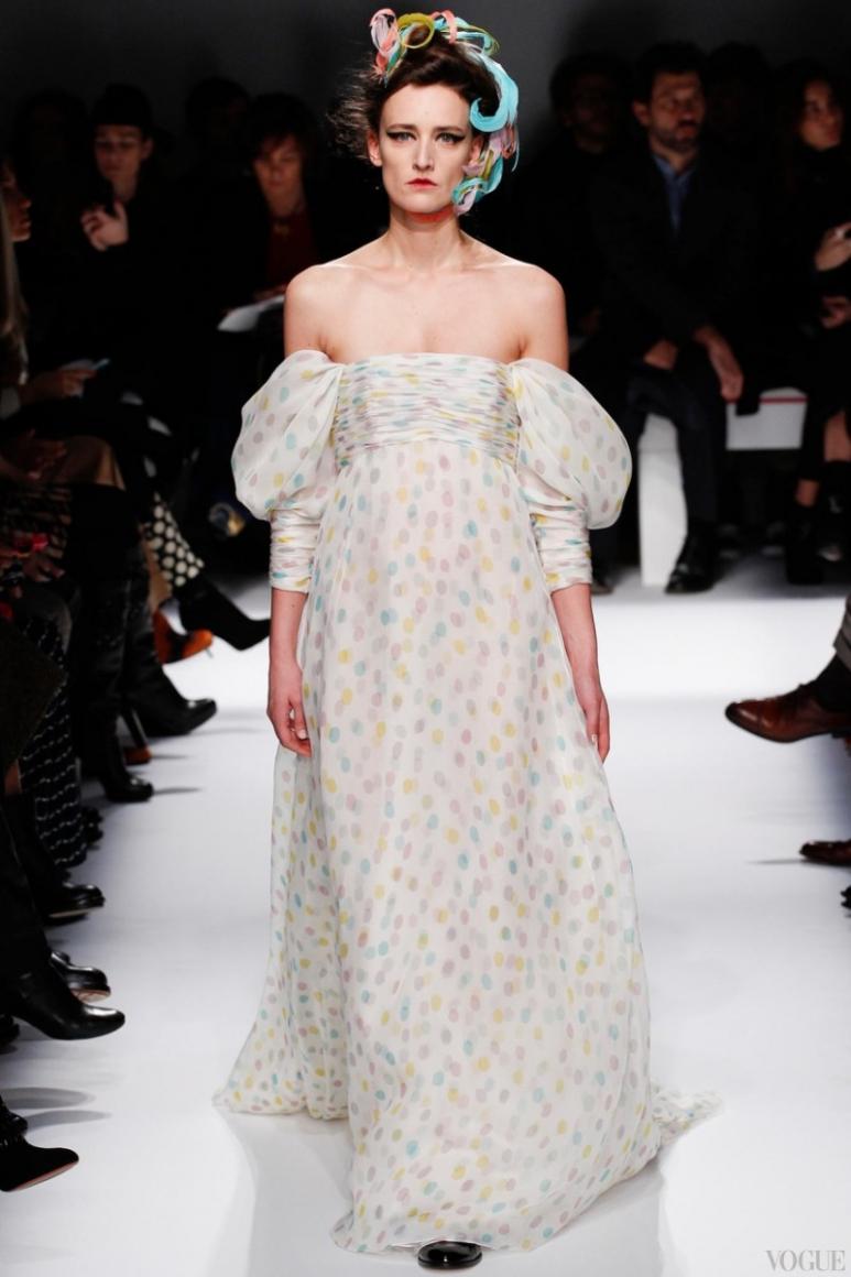 Schiaparelli Couture весна-лето 2014 #15
