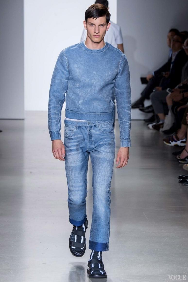 Calvin Klein Menswear весна-лето 2016 #13