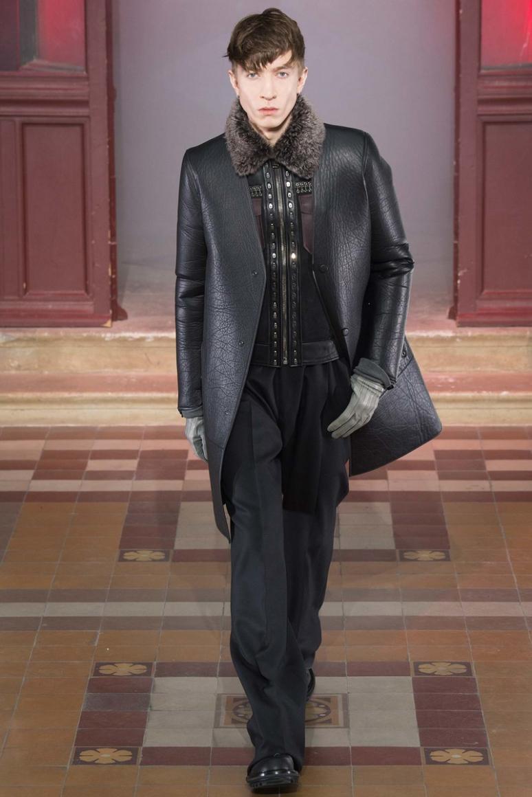 Lanvin Menswear осень-зима 2015/2016 #3