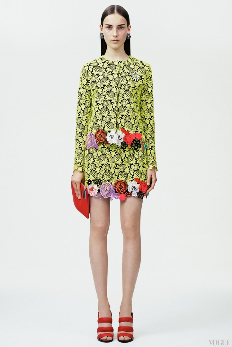 Christopher Kane Resort 2015 #5