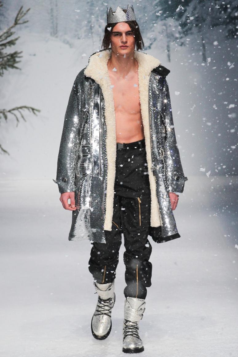 Moschino Menswear осень-зима 2015/2016 #7