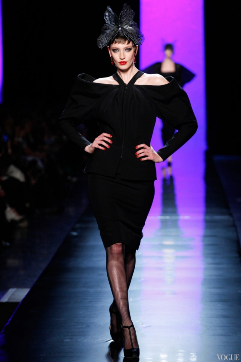 Jean Paul Gaultier Couture весна-лето 2014 #47