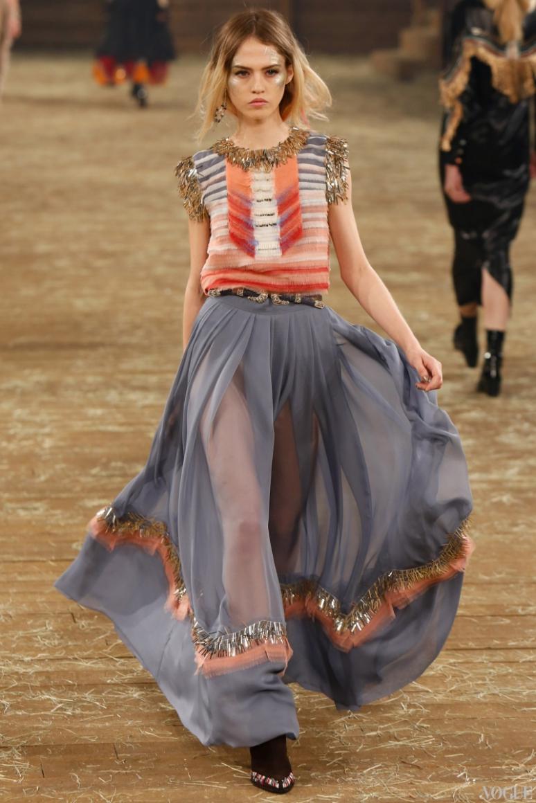 Chanel Couture весна-лето 2013 #12