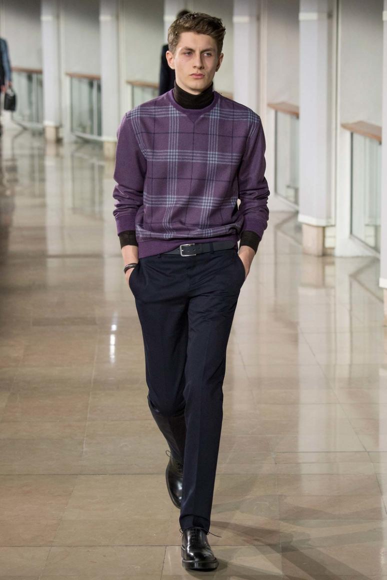 Hermes Menswear осень-зима 2015/2016 #17