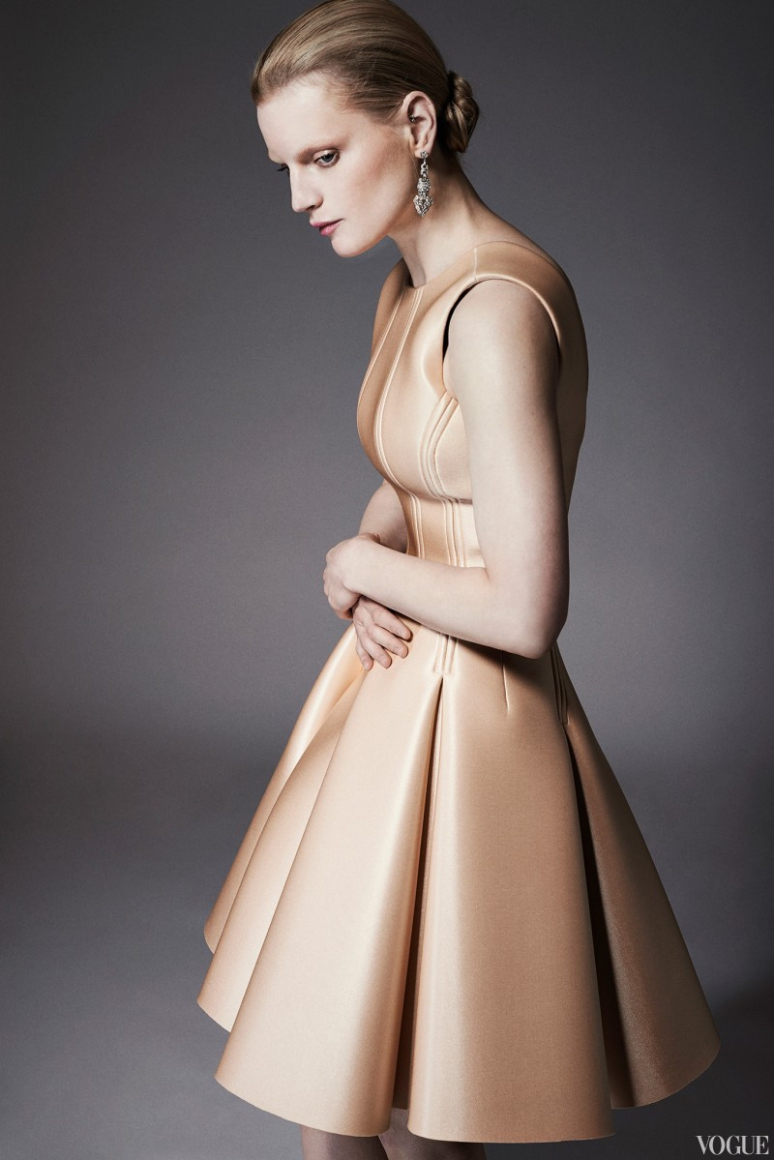 Zac Posen Resort 2015 #20