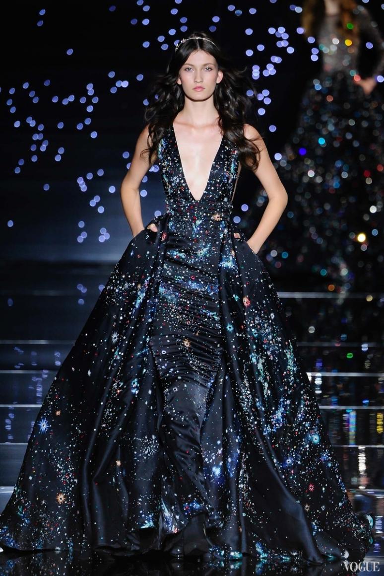 Zuhair Murad Couture осень-зима 2015/2016 #10