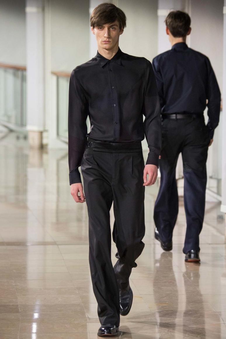 Hermes Menswear осень-зима 2015/2016 #5