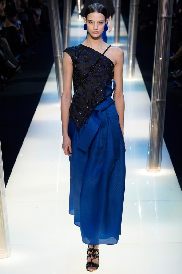 Armani Priv? Couture весна-лето 2015 #8
