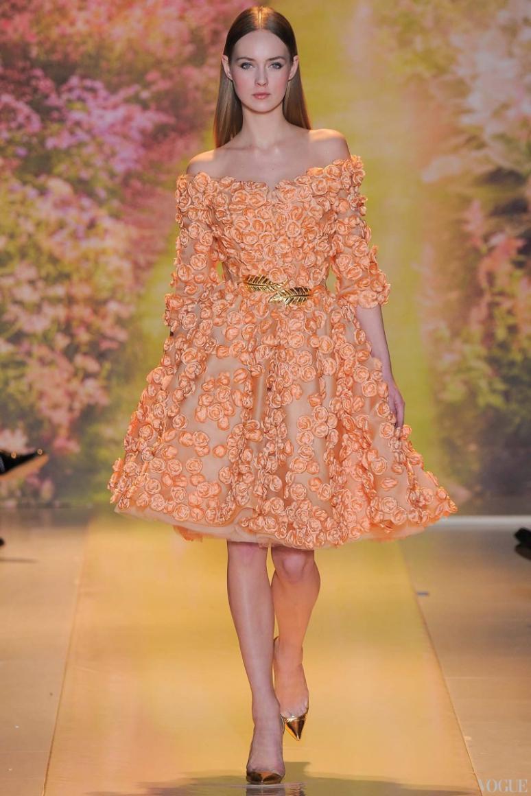 Zuhair Murad Couture весна-лето 2014 #18