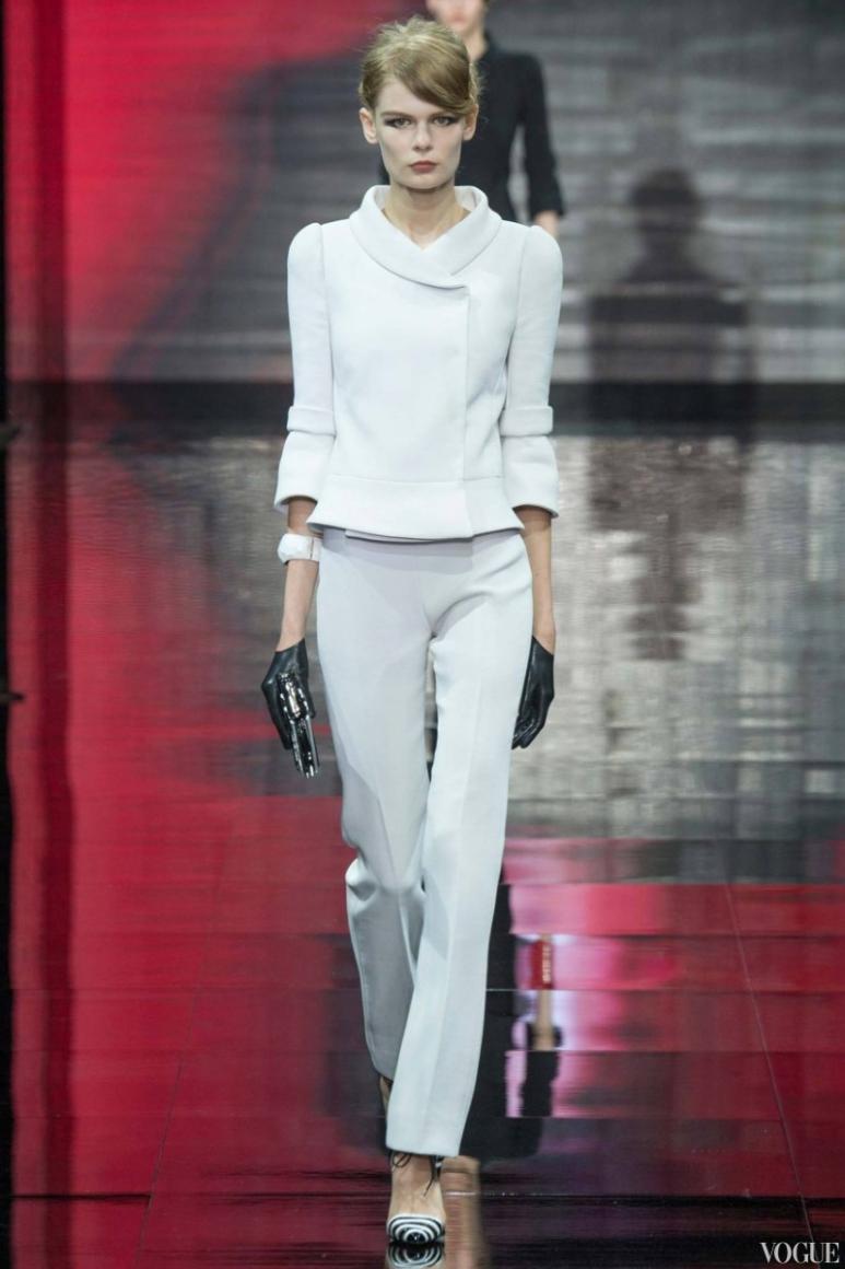 Armani Priv? Couture осень-зима 2014/2015 #62