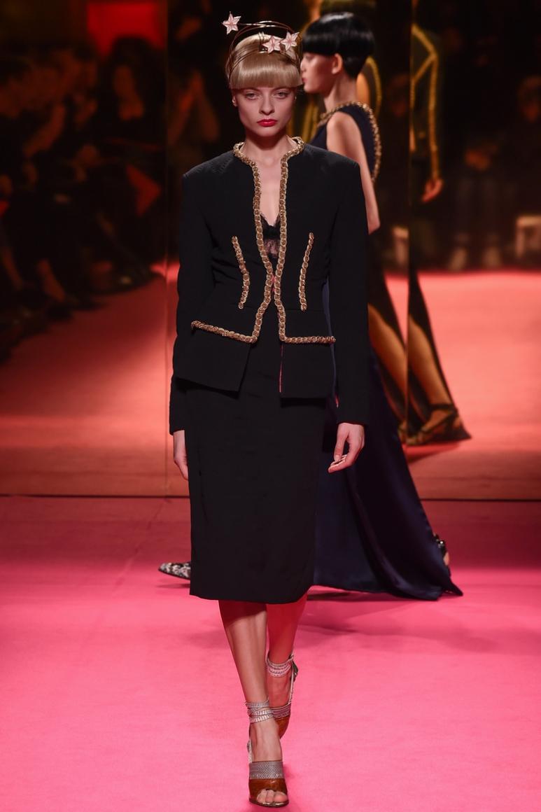 Schiaparelli Couture весна-лето 2015 #15