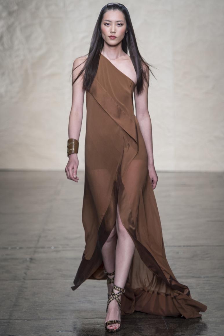 Donna Karan весна-лето 2014 #6