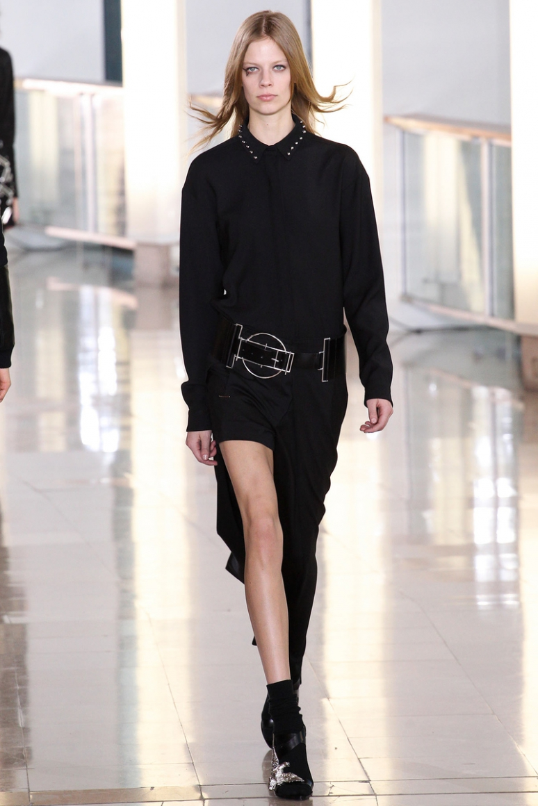 Anthony Vaccarello осень-зима 2015/2016 #36