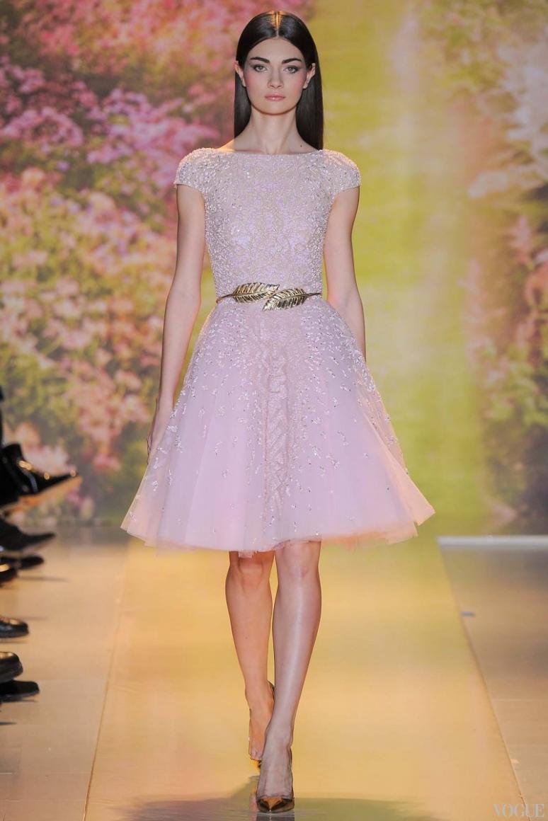 Zuhair Murad Couture весна-лето 2014 #28