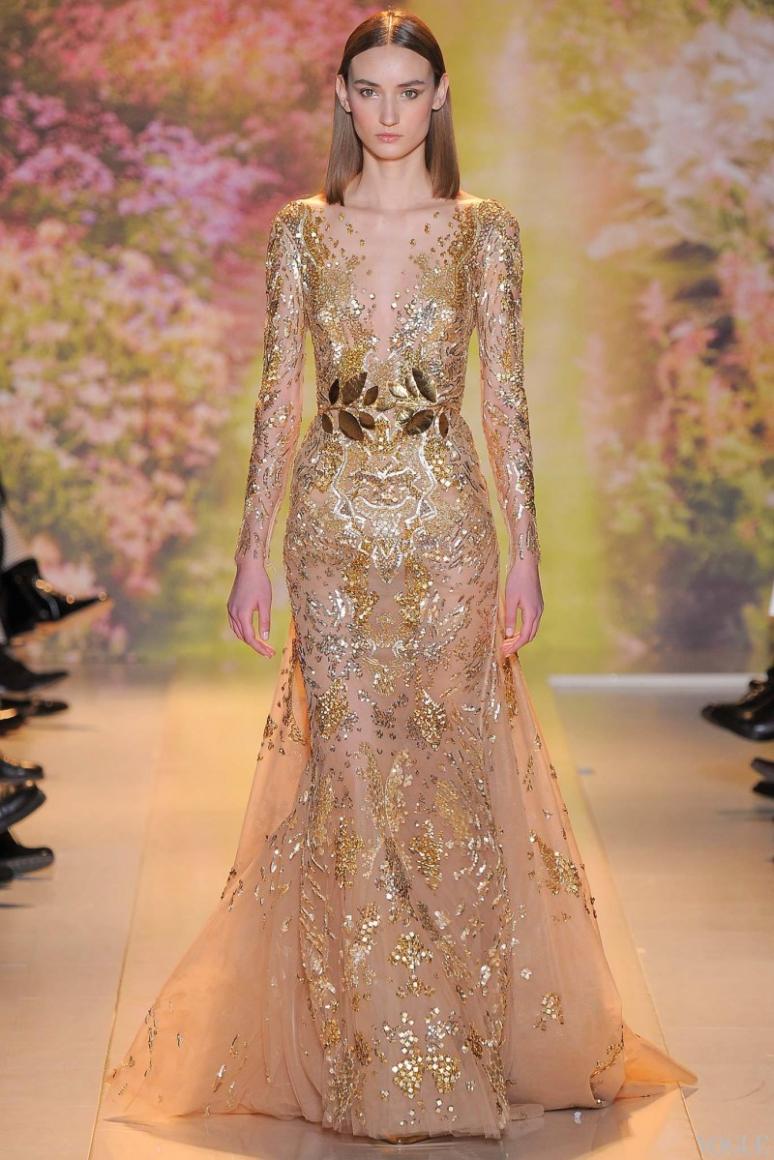 Zuhair Murad Couture весна-лето 2014 #36