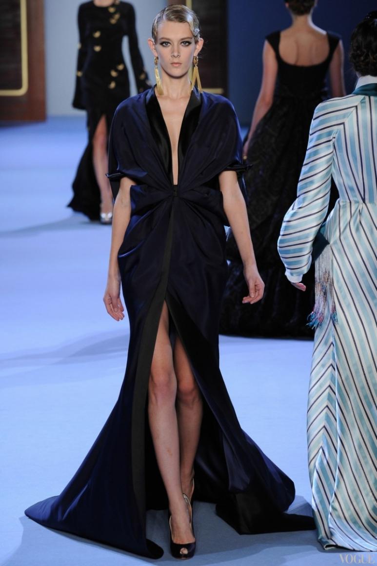 Ulyana Sergeenko Couture весна-лето 2014 #5