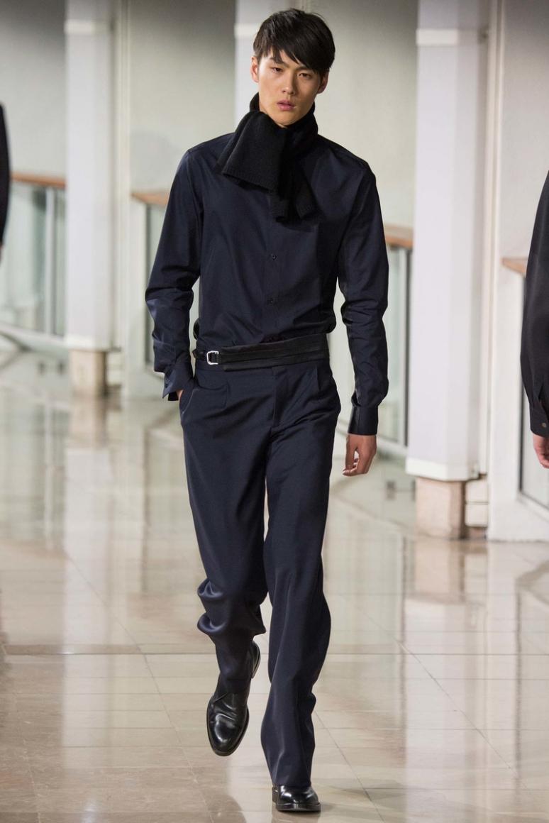 Hermes Menswear осень-зима 2015/2016 #4