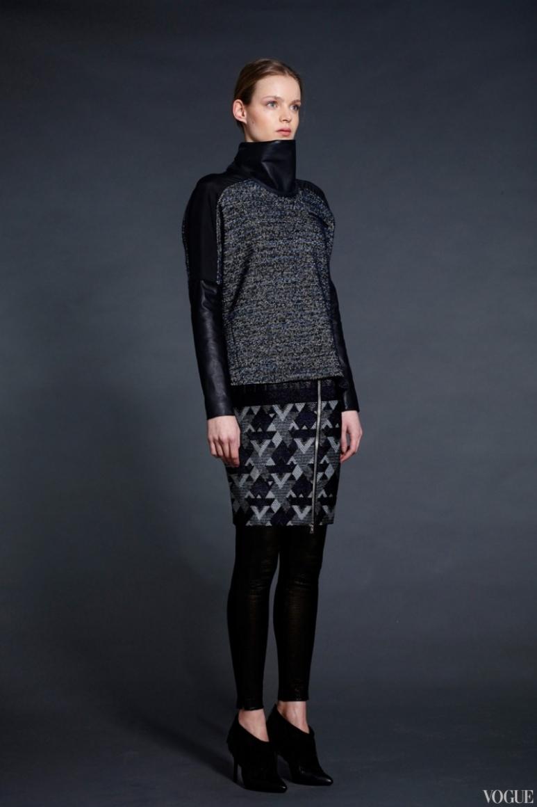 Yigal Azrou?l Couture весна-лето 2013 #13