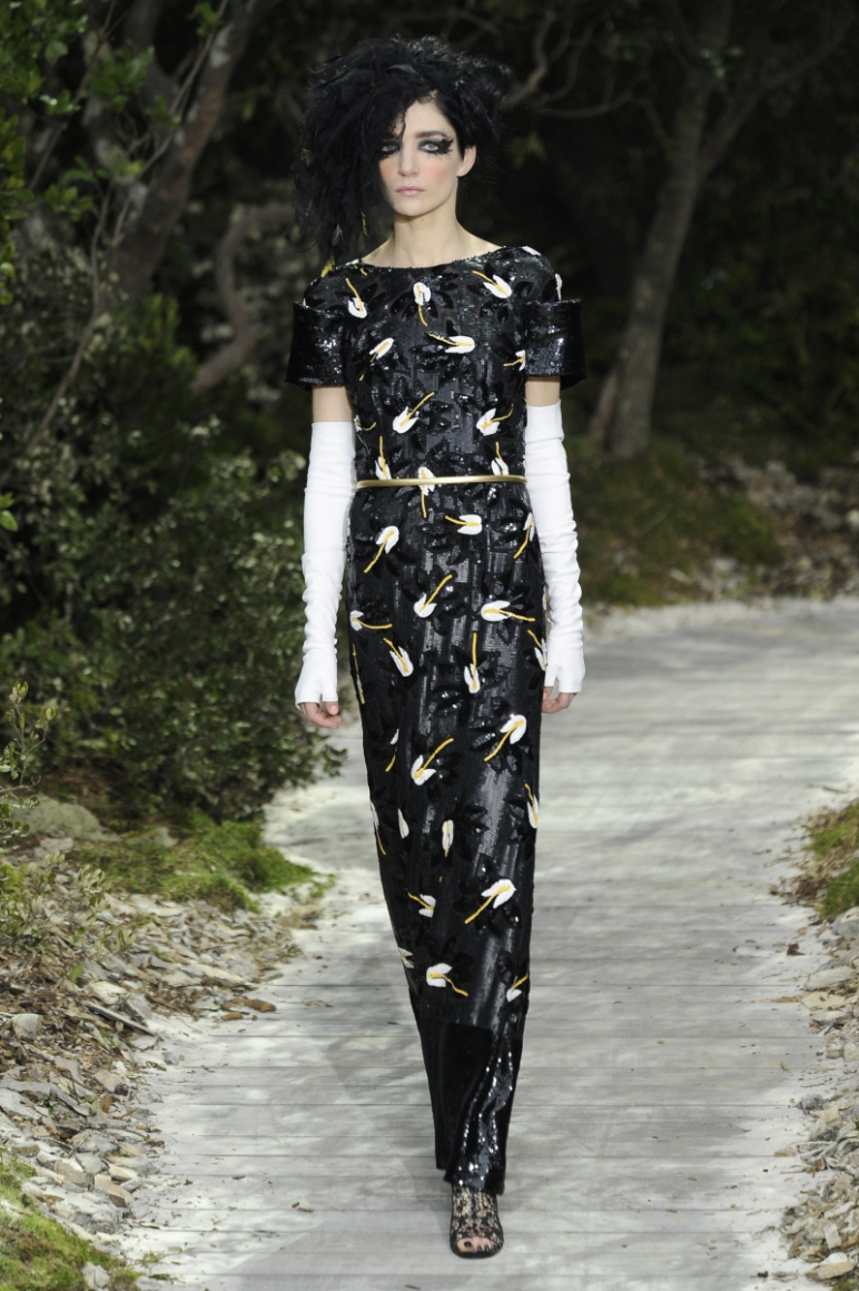 Chanel Couture весна-лето 2013 #43