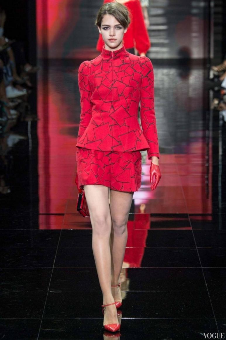 Armani Priv? Couture осень-зима 2014/2015 #49