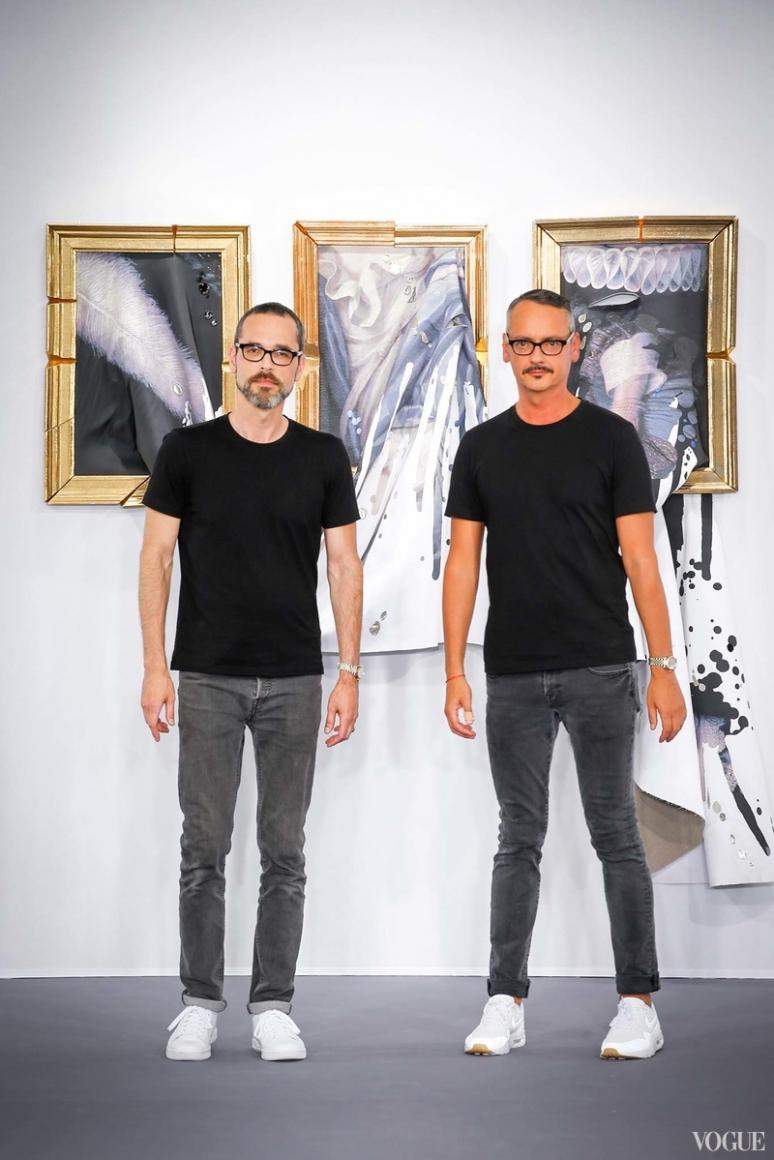 Viktor & Rolf Couture осень-зима 2015/2016 #1
