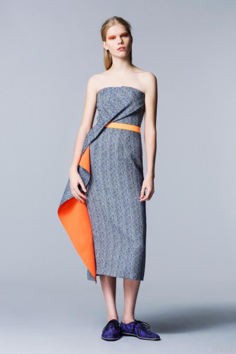 Roksanda Couture весна-лето 2013 #33