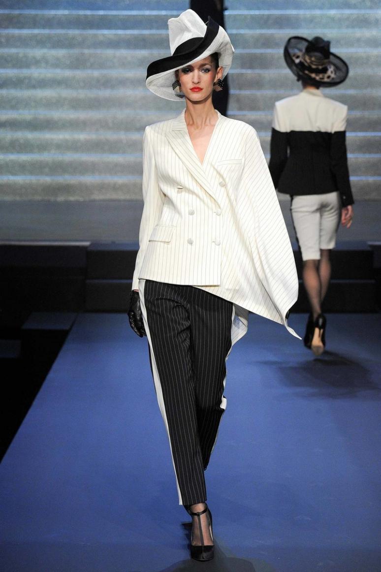 Jean Paul Gaultier весна-лето 2015 #74
