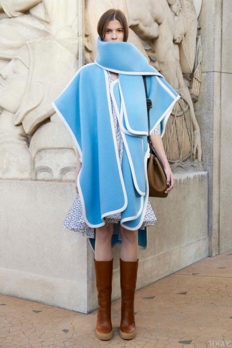 Chloe Couture весна-лето 2013 #13