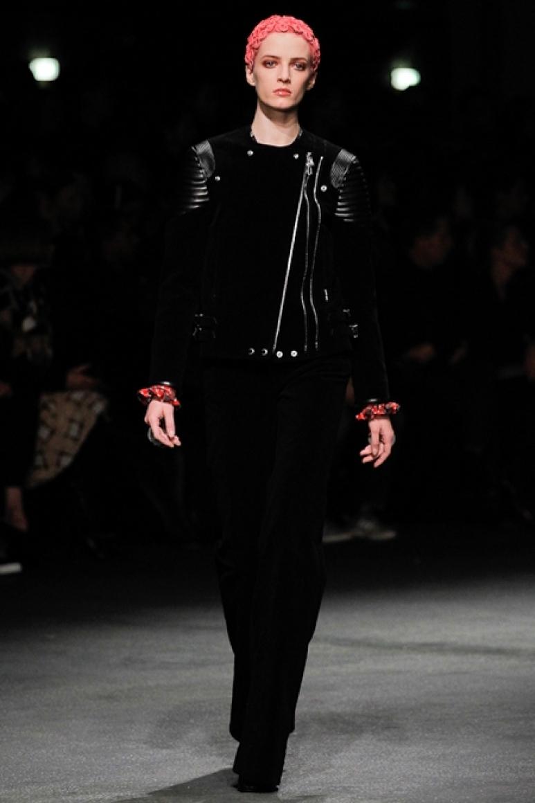 Givenchy осень-зима 2013/2014 #44