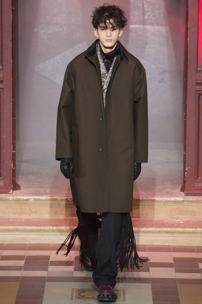 Lanvin Menswear осень-зима 2015/2016 #31