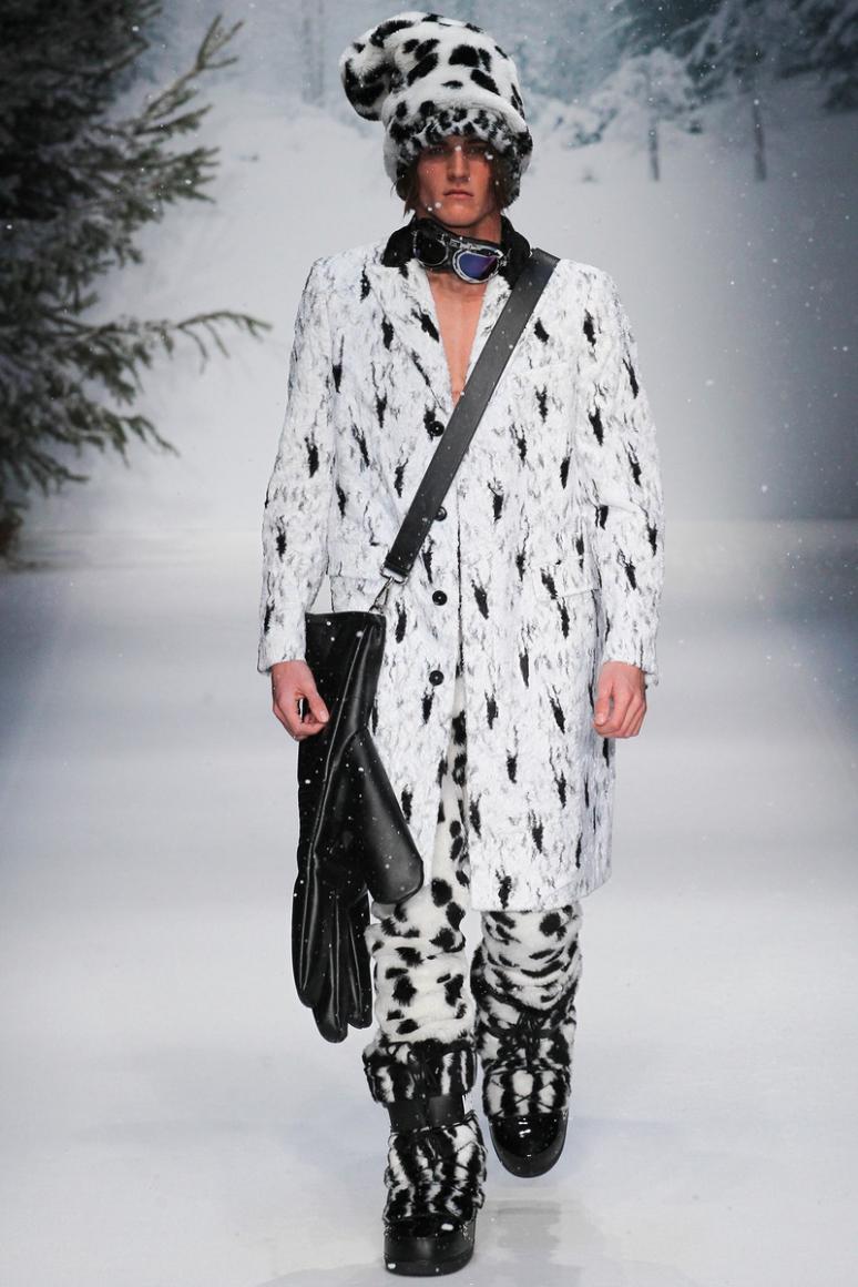 Moschino Menswear осень-зима 2015/2016 #38