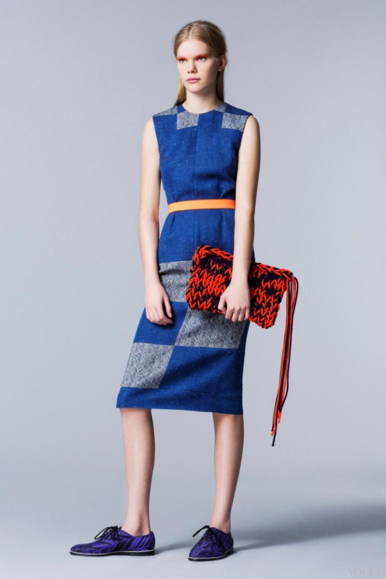 Roksanda Couture весна-лето 2013 #32