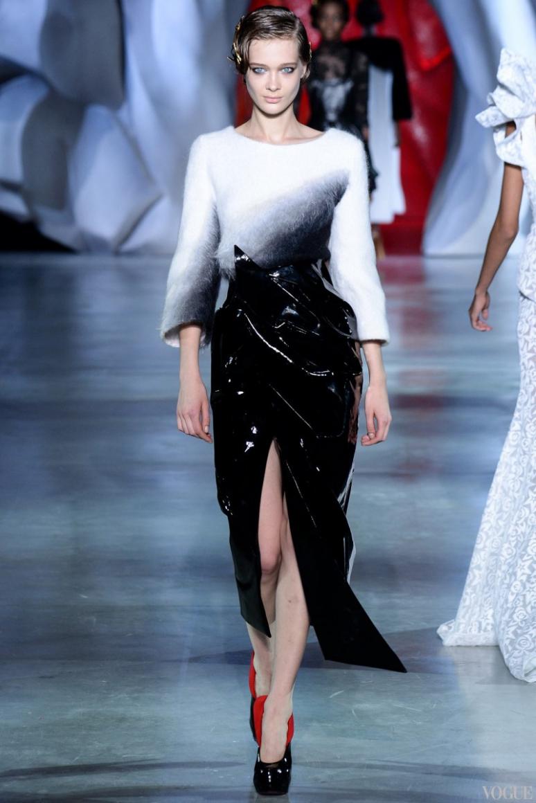 Ulyana Sergeenko Couture осень-зима 2014/2015 #34