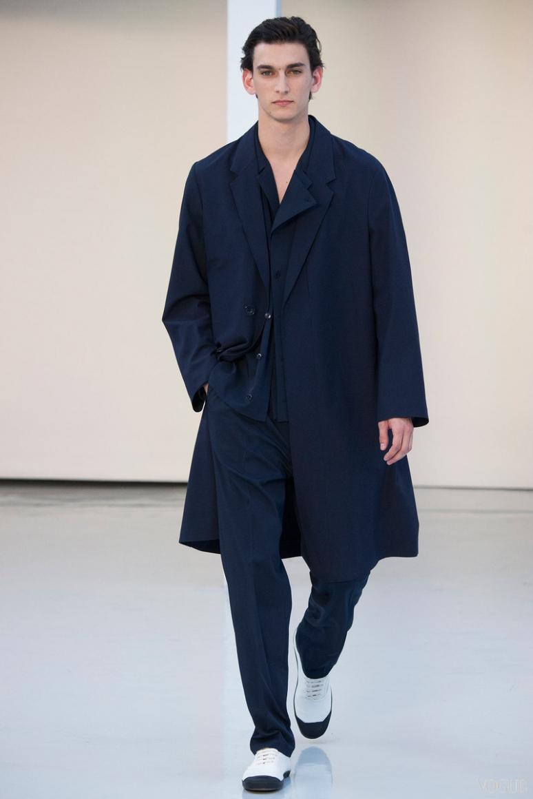 Lemaire Menswear весна-лето 2016 #10