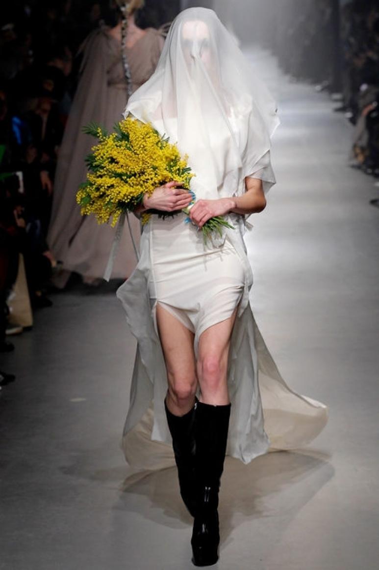 Vivienne Westwood осень-зима 2013/2014 #2